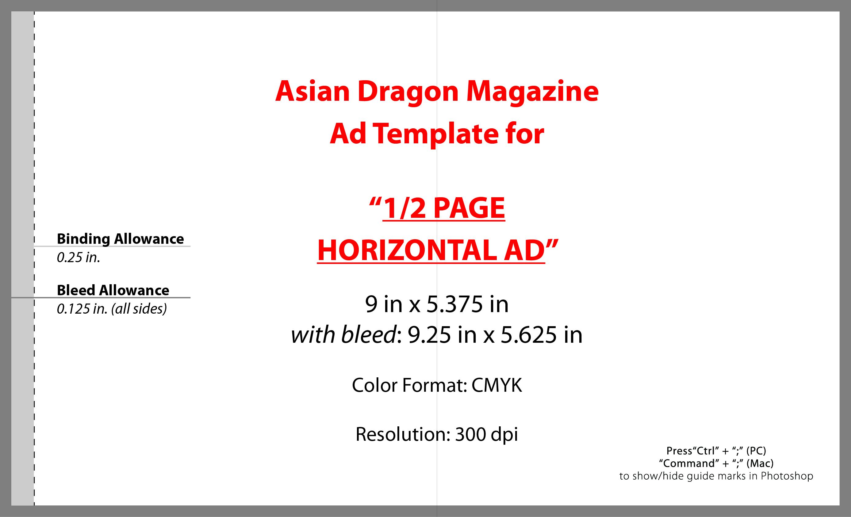 Advertise | Asian Dragon Magazine